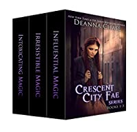 Crescent City Fae Complete Boxed Set by Deanna Chase ebook deal