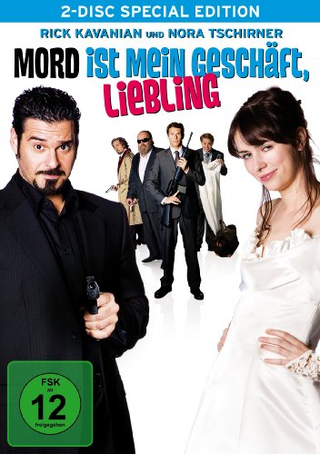 Mord ist mein Geschäft, Liebling [Special Edition] [2 DVDs]