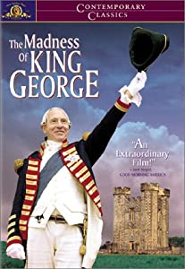 Cover of &quot;The Madness of King George&quot;
