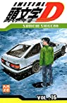Initial D, tome 16