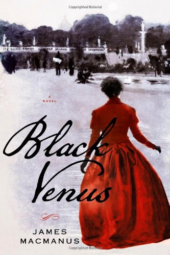 Black Venus Novel James MacManus