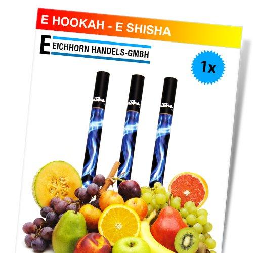 E-Hookah Elektrische Shisha Schischa Pfeife Wasserpfeife to go 2 go Neu Blaubeere