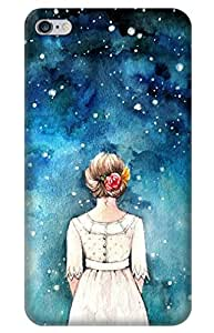 iessential girl Designer Printed Back Case Cover for Apple iPhone 6s