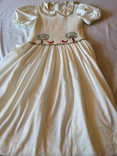 Smocked Childrens Dresses front-146601