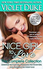 Nice Girl to Love: The Complete Three-Book Collection (#1 Resisting, #2 Falling, #3 Choosing)