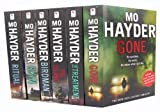 MO Hayder MO Hayder Collection A Jack Caffery Thriller 6 Books Set Pack RRP: £47.94 (Gone, The Treatment, Pig Island , Birdman, Skin, Ritual)