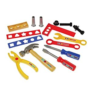 US Toy 12 Piece Toy Tool Set
