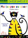 "Afficher ""Ma langue au chat !"""