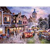Games Dennis Lewan Beary Patch Park 1000 Pieces Jigsaw Puzzle