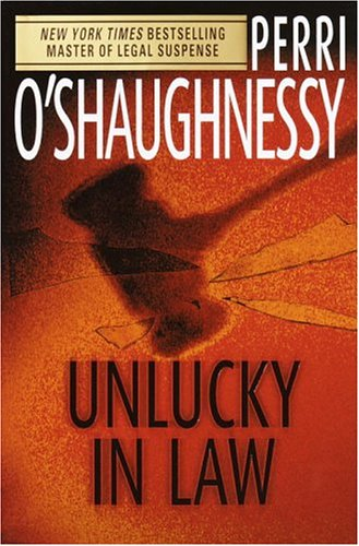Image for Unlucky in Law (O'Shaughnessy, Perri)