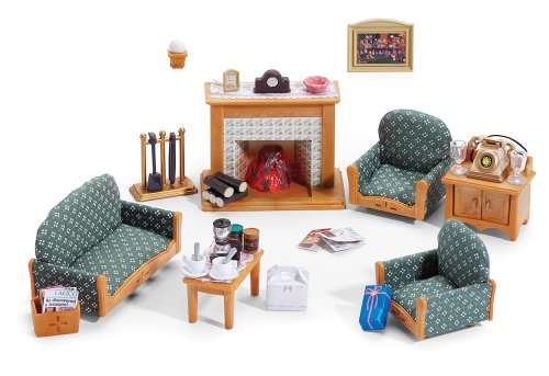 Calico Critters Deluxe Living Room Set image