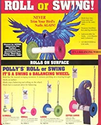Polly Pets Small Roll or Swing