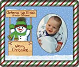 Christmas Hugs for Grandma - Photo Magnet Frame