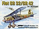Image of Fiat CR 32/CR 42 in action - Aircraft No. 172