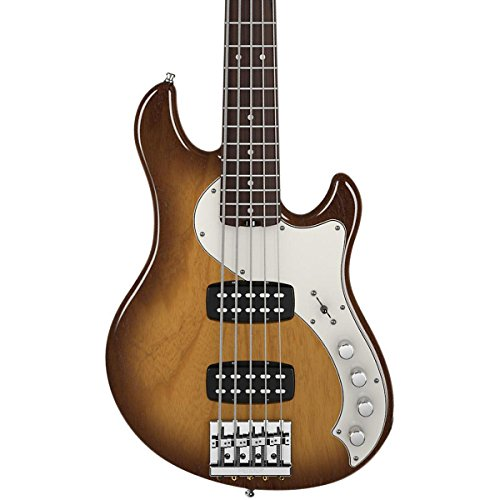 Fender 0195700733 2013 American Deluxe Dimension Bass V, Violin Burst