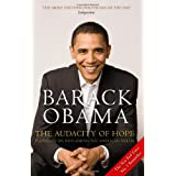 The Audacity of Hopeby President Barack Obama