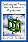 img - for Developing and Training Human Resources in Organizations (Prenticee Hall Series in Human Resources) (3rd Edition) book / textbook / text book
