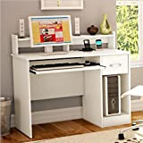 South Shore Axess Collection Desk, Pure White