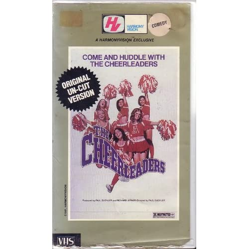 Amazon.com: THE CHEERLEADERS (1973) - UNCUT & UNMATTED!: Stephanie