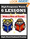 High Frequency Words - 6 Lessons: Ove...