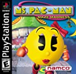 Ms. Pac-Man Maze Madness - PlayStation
