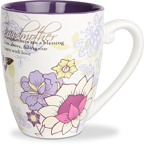 Pavilion Mark My Words Grandmother Mug, 20-Ounce, 4-3/4-Inch