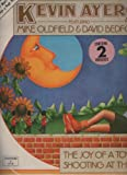KEVIN AYERS FT. MIKE OLDFIELD & DAVID BEDFORD THE JOY OF A TOY / SHOOTING AT THE MOON 2-RECORD SET