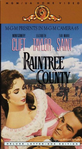 Raintree County (General Release Version Deluxe Letter-Box Edition)
