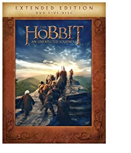 The Hobbit: An Unexpected Journey Extended Edition (DVD)