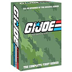 G.I. Joe A Real American Hero: The Complete First Series