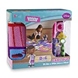 Disney Doc McStuffins Game Rug Includes 5-Piece Doctor's Kit, 31.5 in x 44 in