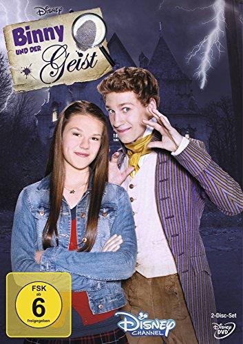 Binny und der Geist - Die komplette erste Staffel [2 DVDs]