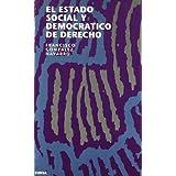 El estado social y democrático de derecho (NT derecho)