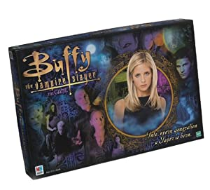 Buffy the Vampire Slayer The Game [Board Game] from Milton Bradley