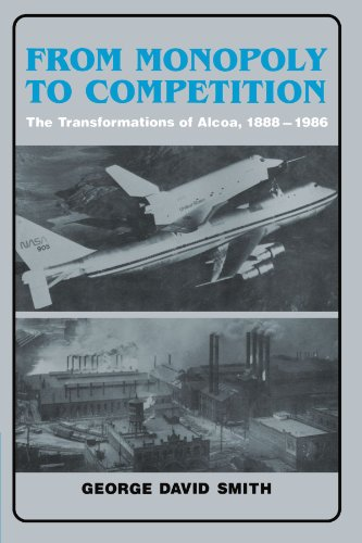 From Monopoly to Competition: The Transformations of Alcoa, 1888-1986