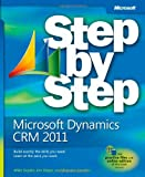 img - for Microsoft  Dynamics  CRM 2011 Step by Step book / textbook / text book