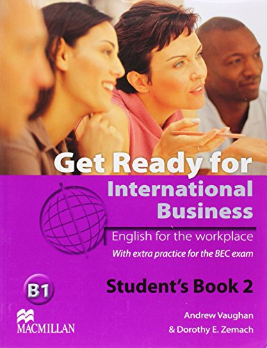 Get Ready for International Business Student's Book with BEC