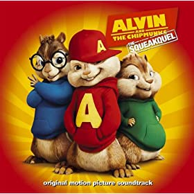 Alvin And The Chipmunks: The Squeakquel cover