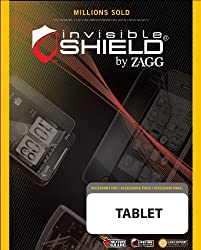 ZAGG invisibleSHIELD for Samsung Galaxy Tab 2 7.0 - Screen