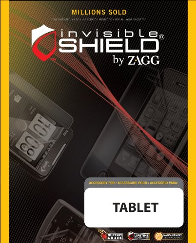 ZAGG invisibleSHIELD for ViewSonic ViewPad V10