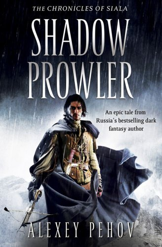 Shadow Prowler (Chronicles of Siala #1)