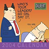 Dilbert 2004 Wall Calendar (0740737406) by Adams, Scott