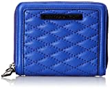 Rebecca Minkoff Quilted Mini Ava Zip Wallet, Ultraviolet, One Size