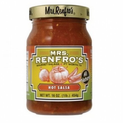 Mrs Renfro's Hot Salsa (6x16Oz )