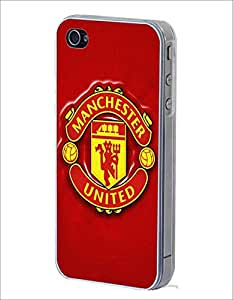 Inkspired Manchester United FC Cover for iPhone 5/5S