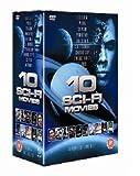 10 Pack: Sci-Fi (including B.E.I.N.G., Virus, Creator, Prototype, Def Con 4.Sci fighter, Cyborg Cop 1, Cyborg Cop 2, TC2000, Antibody [DVD] [2007]