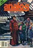 img - for Analog Science Fiction/Science Fact Mid-December 1985 Manna From Heaven by George R.R. Martin book / textbook / text book