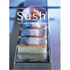 Sushi Préparations et Recettes - Hachette [PDF l FR]