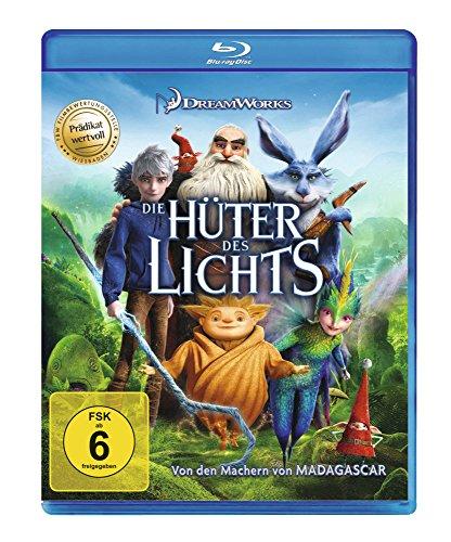 Die Hüter des Lichts [Blu-ray]
