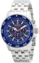 Invicta Reserve Ocean Master Automatic Chronograph Mens Watch 1469
